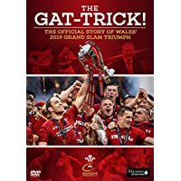 The Gat-Trick! Wales Grand Slam Glory 2019