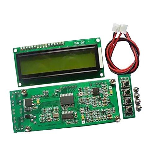 Fenteer Digitalen Frequenzmesser 1200 MHz 1.2GMZ Frequenzzähler Tester Messung LCD-Anzeigezähler Für Amateurfunk PLJ-1601-C 6400 Lcd