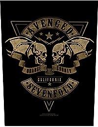 62c0061cd1d Avenged Sevenfold Orange County Rückenaufnäher BP999 Avenged Sevenfold  Backpatch