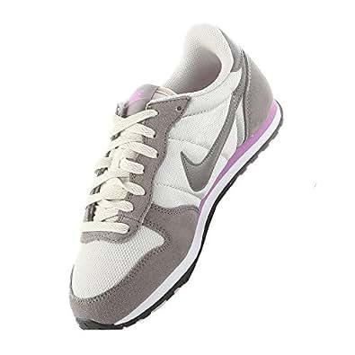 Nike - Wmns Genicco - Couleur: Gris-Violet - Pointure: 41.0