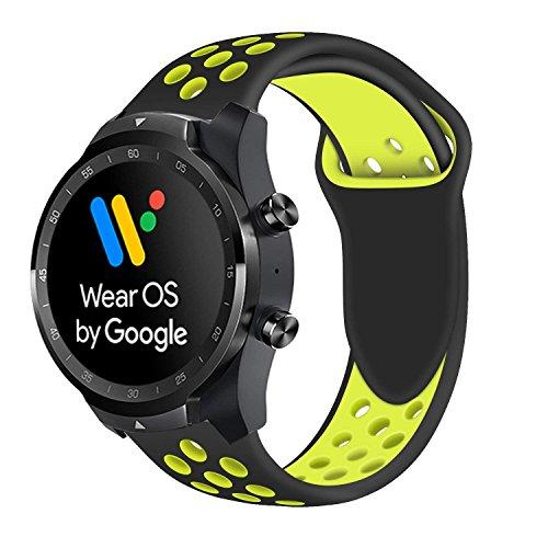 Ceston Deporte Silicona Clásico Correas Smartwatch