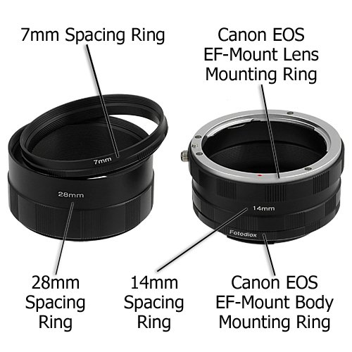 Image result for MACRO EXTENSION TUBES & CLOSE-UP LENSES