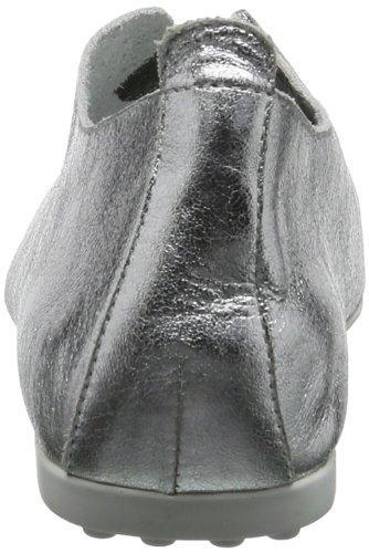 P1 Shot, Sneakers Basses Femme Argent (silver)