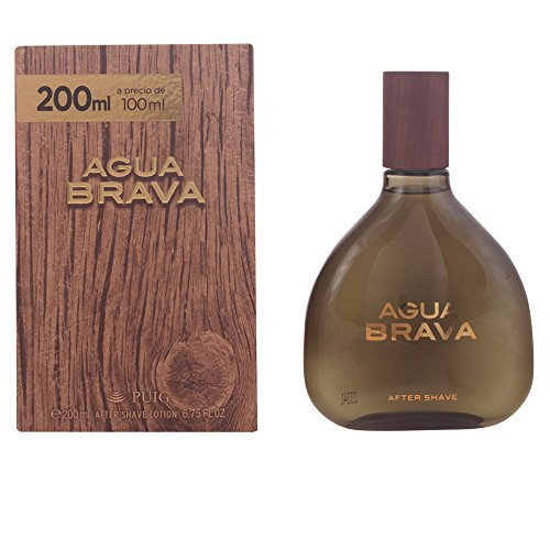 Puig 3469 - Agua Brava After Shave Lotion, 200 ml