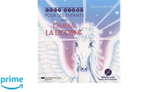 relaxation licorne