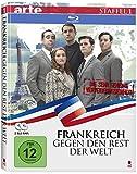 DVD Cover 'Frankreich gegen den Rest der Welt (Staffel 1, Mediabook mit 2 Blu-rays)