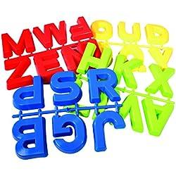 BORY - A1200608 - Jeu de Plein Air - Moules à sable alphabet