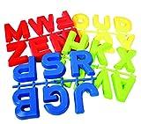 Bory A1200608 - Formine lettere dell'alfabeto per giocare con la sabbia