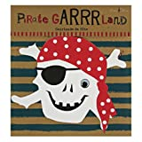 Ahoy There Pirate Girlande