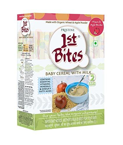 1st Bites – Wheat & Apple Powder (8 Months – 24 Months) Stage – 2, 300g