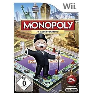 Monopoly – Mit Classic und World Edition