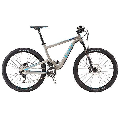 GT Helion Expert 2016 Mountain Bike – Raw – Medium (EX DISPLAY) (Gt Mountainbike)