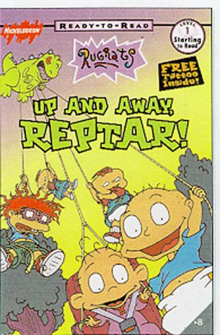 Up and away reptar