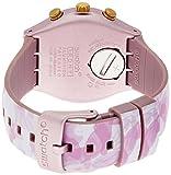 Watch Swatch Irony Chrono YCP1001 ROSE JUNGLE