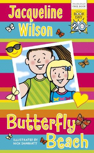 Butterfly Beach por Jacqueline Wilson