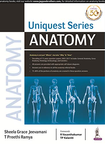 Uniquest Series ANATOMY