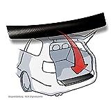 Ladentenschutz passend für 2er / Zweier Active Tourer (Typ F45 ab BJ 2015, ActiveTourer) - 3D CARBON schwarz