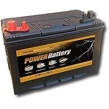 Batterie décharge lente camping car bateau 12v 100ah 303x172x220mm b878ad8a2aa9