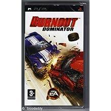 Burnout Dominator (PSP) [import anglais]