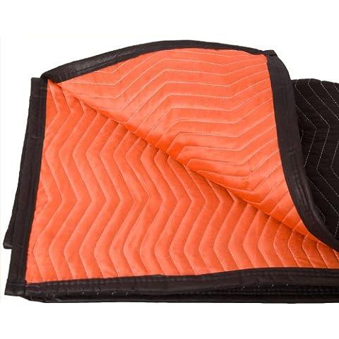Antebrazo Carretillas Elevadoras, caza, pesca y manta de recreo Blaze, color naranja/negro, Modelo ffhfrb
