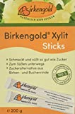 Produkt-Bild: Birkengold Xylit Sticks 4 g im 50er Karton, 2er Pack (2 x 200 g)