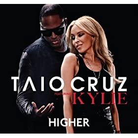 Taio Cruz feat. Kylie Minogue - Higher (7th Heaven Club Mix)