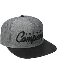 Neff The Company Cap rot/marineblau Einheitsgröße
