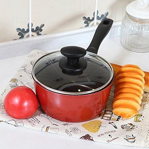 SDS-COM Non-Stick pan Milk Pan, 16 cm