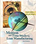 Motion Time Study for Lean Manufacturing