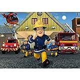 Feuerwehrmann Sam Tortenaufleger