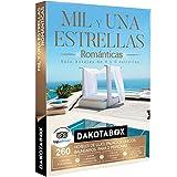 DAKOTABOX - Caja Regalo - MIL Y UNA ESTRELLAS ROMÁNTICAS - 260 hoteles únicos de 4* y 5* en España y Portugal