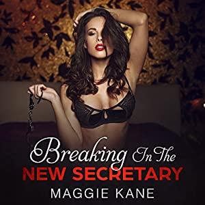 Breaking In The New Secretary A Naughty Bdsm Erotica Story Audio