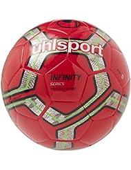 Uhlsport INFINITY 290 ULTRA LITE SUAVE - rojo/plata/negro, 5