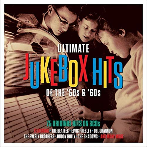 Ultimate Jukebox Hits Of The '50...