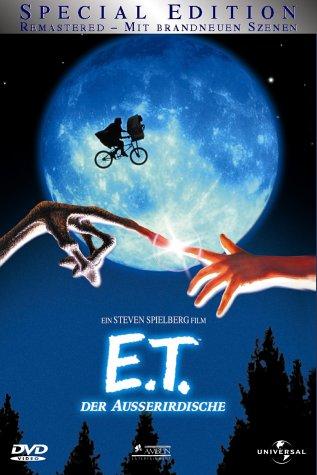 Bild von E.T. - Der Außerirdische, (Special Edition) (2 DVDs)