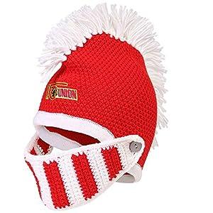 1. FC UNION Berlin Mütze, Wintermütze Helm – Rot