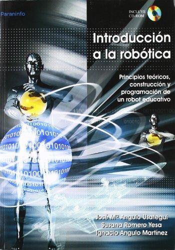 Introducción a la robótica por JOSÉ MARÍA ANGULO USATEGUI