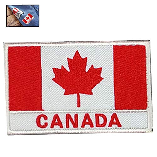 Uniform Canada Army Badge Flag Patch Custom Leaf Tactical Maple Embroidery Nwv08nm