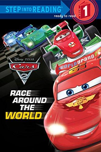 Cars 2: Race Around the World (Step Into Reading. Step 1: Cars 2) por Random House Disney