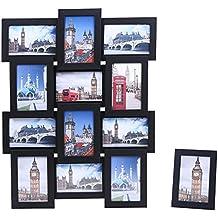 Cornici per foto da parete for Set cornici da parete