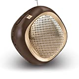 iBall Musi Cube BT20 Portable Bluetooth Speaker with FM (Brown)