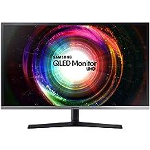"Samsung U32H850 32"" 4K Ultra HD VA Negro, Plata Pantalla para PC - Monitor (81,3 cm (32""), 3840 x 2160 Pixeles, LED, 4 ms, 250 CD/m², Negro, Plata)"