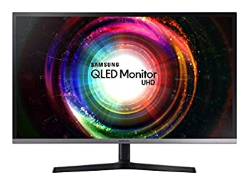Samsung U32H850 32-inç UHD, 4K, 4MS, Premium Quantum Dot Gaming Monitör