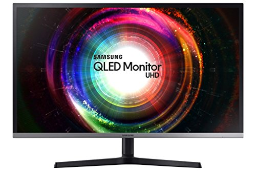 Samsung U32H850 Monitor per PC Desktop 4K Ultra HD 32', UHD, 3840 x 2160, 60 Hz, 4 ms, 2 x HDMI, Cavo HDMI Incluso, Nero