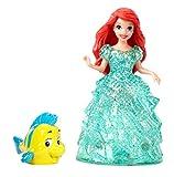 Disney Princess Magiclip Glitter Glider - rollende Arielle und Fisch Fabius