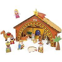 Janod - Belén de Navidad (Juratoys J04538)