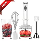 Best Immersion Blenders - THZY Immersion Hand Blender, Powerful 600 Watt 4-in-1 Review