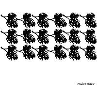 Albero Cono, Pigna, 18 (11 cm x 10 cm) Scegli il colore 18 colori in azione Bagno, Childs camera da letto, camera dei bambini Stickers, Vinile auto, finestre e autoadesivo della parete, Muro di finestre Art, decalcomanie, Ornamento vinile ThatVinylPlace