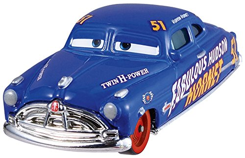 Disney Pixar Cars Diecast Fabulous Doc Hudson Hornet Vehicle
