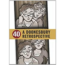40: A Doonesbury Retrospective, 1970 to 1979 (English Edition)